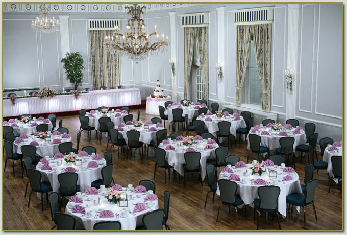 Michigan Reception Facilities Meeting House Grand Ballroom